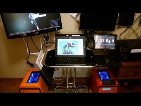 The Indie Game Designer's Tablet-Centric Workspace