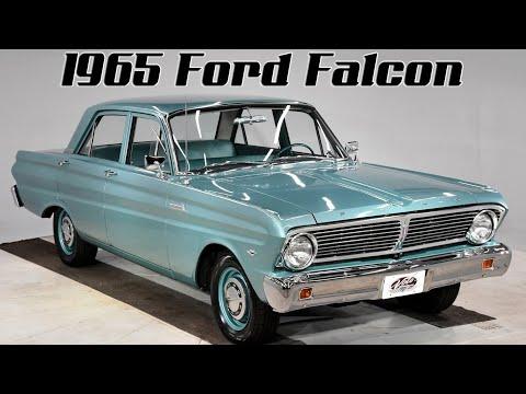 Video of '65 Falcon - PVOV
