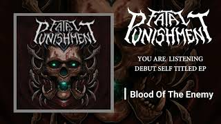 Video FATAL PUNISHMENT - Fatal Punishment (Full EP Stream)