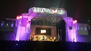 Pee Wee Gaskins   Sampai Juara Special Live Performance Di Festivaland Pontianak