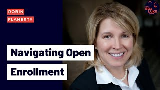 Navigating Open Enrollment with Robin Flaherty, CEO of BenefitLink (Season 2, Ep. 6)