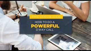 How To Do A 3 Way Call