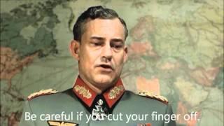 Hitler can predict the future