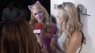 Paris Hilton DJ Set  Nicky Hilton Bachelorette Party at WALL Lounge Miami Beach