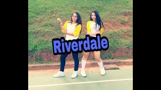 Riverdale  Veronica and Cheryl's dance battle