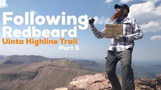 Uinta Highline Trail • Thru Hike • Day 6
