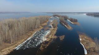 Весенняя рыбалка на реках самарской области