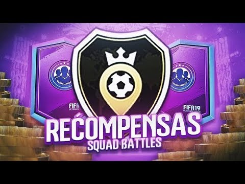 🔴FIFA 20 -RECOMPENSAS DE SQUAD BATTLES !🔴