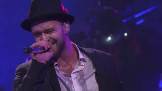 Gambar cover Justin Timberlake - Take Back The Night (iTunes Festival 2013) HD