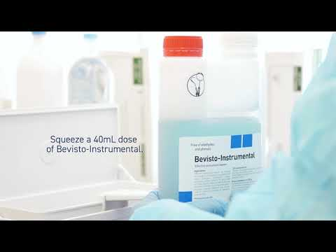Bevisto-Instrumental (Ultrasonic and Soaking Trays)