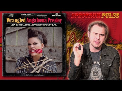Angaleena Presley – Wrangled – Album Review