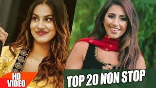 Top 20 Non Stop   Punjabi Non Stop Songs   Speed Records