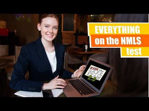 NMLS TEST ALL-IN-ONE: Everything you need to study for the test ...