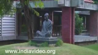 Gandhi Memorial Museum in Sabarmati, Ahmedabad