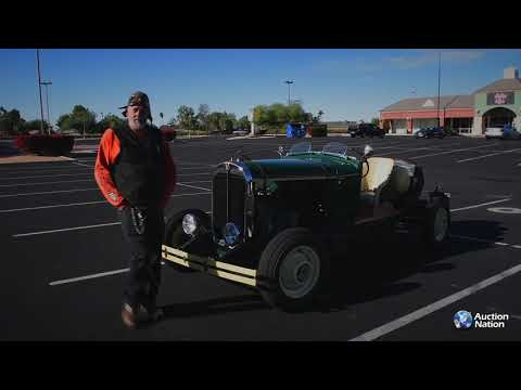 1931 Willys Classic Car Auction (Interview)