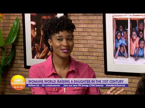 CVM At Sunrise - A Woman's World - May 16, 2019