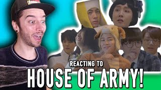 HOUSE OF ARMY REACTION!!!