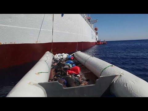 Διάσωση 500 μεταναστών ανοικτά της Λιβύης-Οκτώ νεκροί