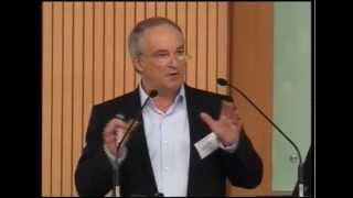 "Lucas Bretschger: ""Economics of Sustainable Construction"" - Holcim Forum 2013"