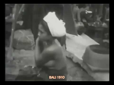 Bali 1910 Video Documentary [Part 1]