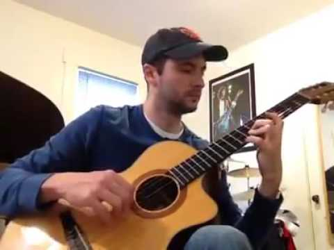 Bach Prelude on Classical Guitar