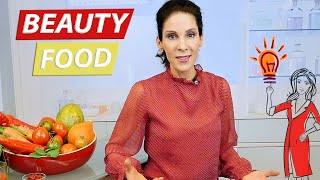 Iss` Dich schön - Das beste Anti-Aging Skinfood - Ganz einfach!