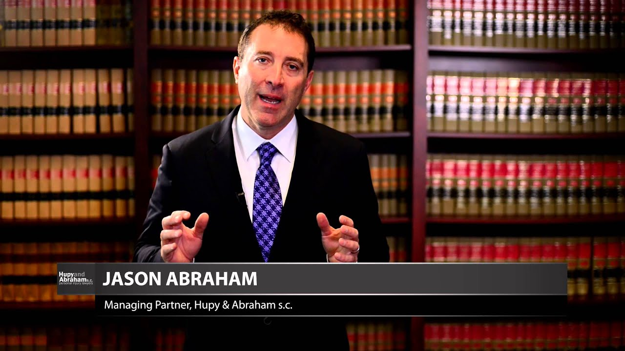 Why Hire Hupy and Abraham for Your Injury Claim