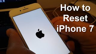 How to reSet iphone 7 / Unlock iPhone 7 with iTunes - Quick and Easy 2018