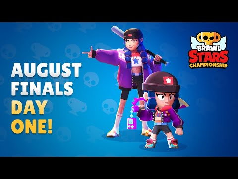 Brawl Stars Championship 2020 – August Finals – Day 1