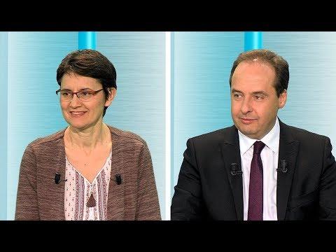Jean-Christophe Lagarde et Nathalie Arthaud