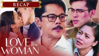 Jia and David get into trouble after their kiss | Love Thy Woman Recap