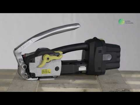 ZAPAK BATTERY POWERED TOOL FOR PET STRAP