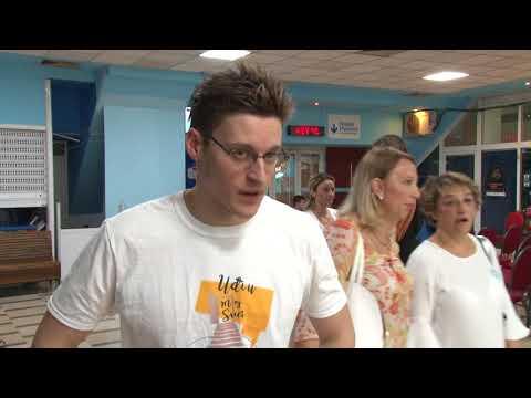 Reporterski zapisi – Velimir Stjepanović, plivač
