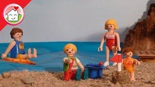 Playmobil Film Deutsch Familie Hauser In Den Ferien  Folge 3  Die Badebucht