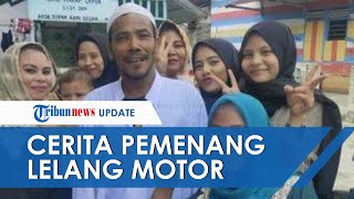 Cerita M Nuh, Pemenang Lelang Motor Rp2,5 M untuk Covid-19: Itu Aku Pikir Jokowi Bagi-Bagi Hadiah