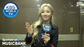 [Spotted at Music bank] 뮤직뱅크 출근길 - IMFACT, Cherry Bullet, BLACK6IX, MOON BAND, CLC, ETC [2019.02.08]