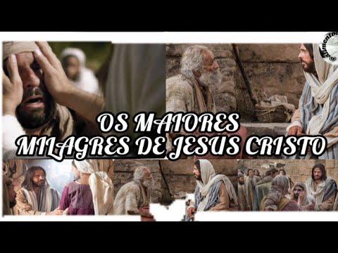 Os Maiores Milagres de Deus