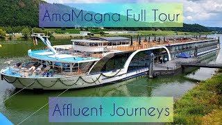 AmaWaterways AmaMagna Full Tour
