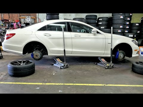 These Rims takes the CLS to the next level?