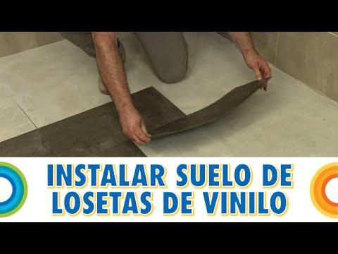Instalar un suelo de losetas de vinilo (Bricocrack)