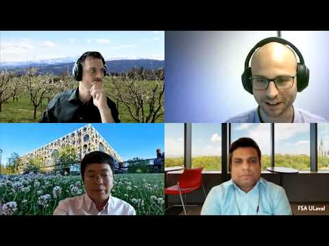 Panel discussion on the Future of Artificial Intelligence in the Context of Industrial Ecology