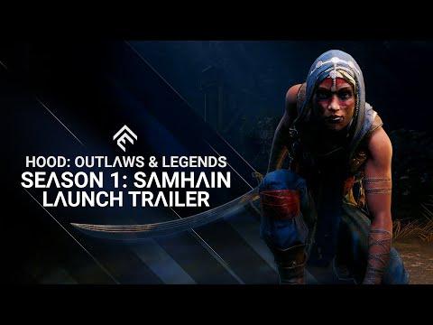 Saison 1 de Hood: Outlaws & Legends