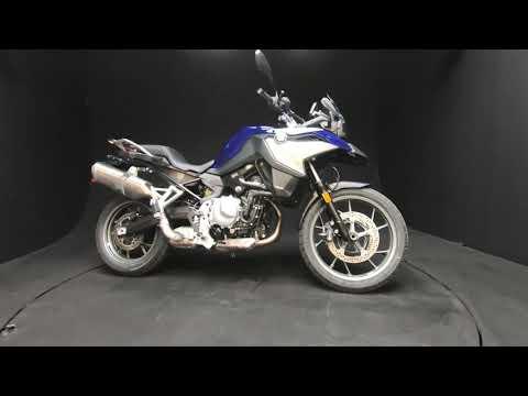 2021 BMW F750GS in De Pere, Wisconsin - Video 1