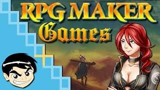 RPG Maker Games - GC Positive