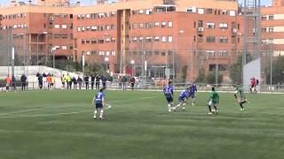 preview picture of video 'Alcobendas-Levitt C.F. - C.D. Móstoles-URJC, 1-1. (15-3-2015)'