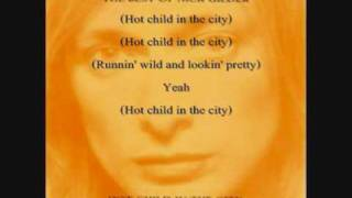 Hot Child In The City by Nick Gilder with lyrics