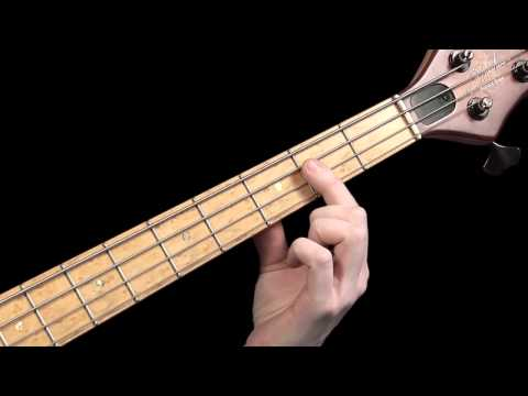Learn Bass Guitar - Scales & Chord Tones - part 2