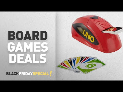 Black Friday Board Games: Uno and Card V9364 Games Extreme Game