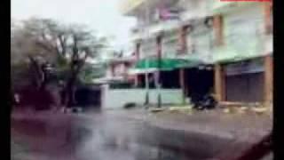Video Amatir Kota Padang Pasca Gempa