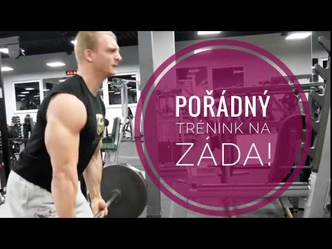 POŘÁDNÝ TRÉNINK NA ZÁDA - PATRIK & LUKÁŠ & TOMÁŠ
